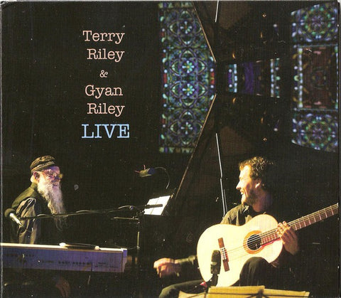 fusetron RILEY, TERRY & GYAN, Terry Riley & Gyan Riley - Live