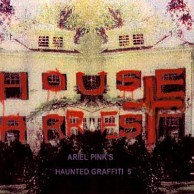 fusetron ARIEL PINKS HAUNTED GRAFFITI, House Arrest