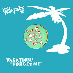 "fustron EXCEPTER, Vacation/""Forget Me"""