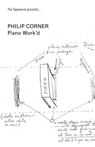 fusetron CORNER, PHILIP, Piano Workd