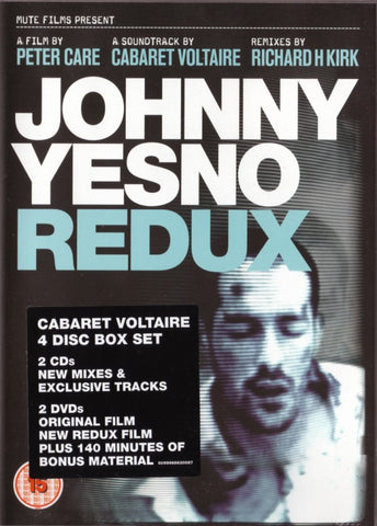 fusetron CABARET VOLTAIRE, Johnny YesNo Redux