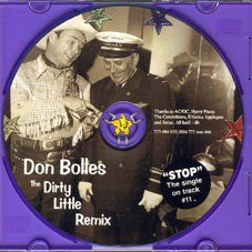fustron BOLLES, DON, The Dirty Little Remix