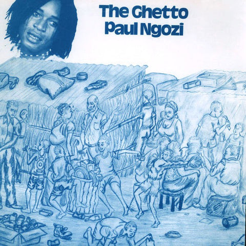 fustron NGOZI, PAUL, The Ghetto