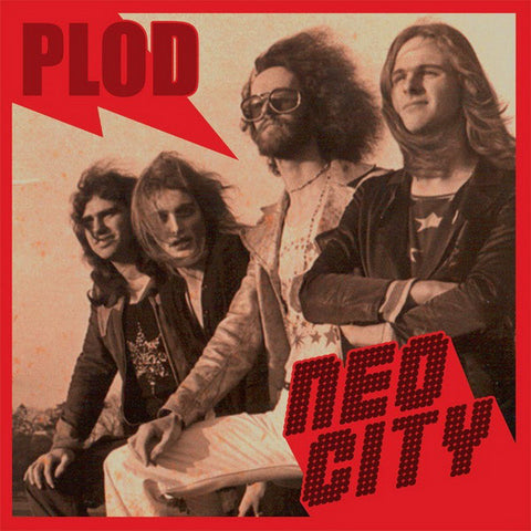PLOD, THE - Neo City