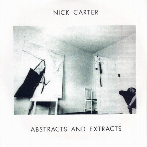 fusetron CARTER, NICK, Abstracts and Extracts