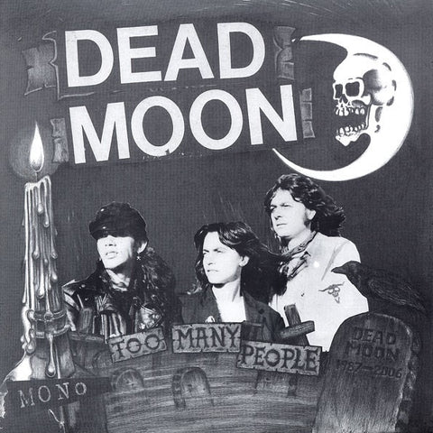 fusetron DEAD MOON, Too Many People