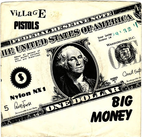 fusetron VILLAGE PISTOLS, Big Money