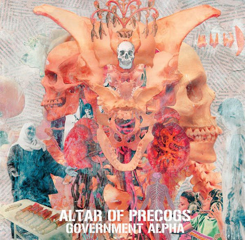 fustron GOVERNMENT ALPHA, Altar Of Precogs