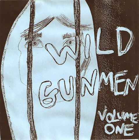 fusetron WILD GUNMEN, Volume One