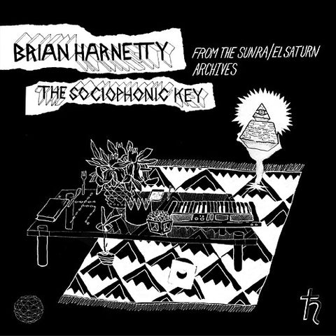 fusetron HARNETTY, BRIAN, Sociophonic Key (from the Sun Ra / El Saturn Archives)