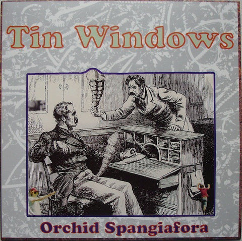 fustron ORCHID SPANGIAFORA, Tin Windows