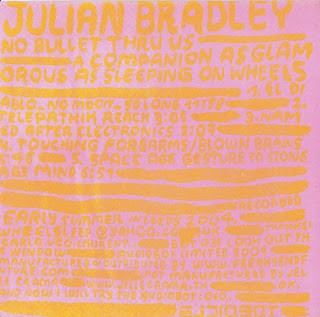 fustron BRADLEY, JULIAN, No Bullet Thru Us