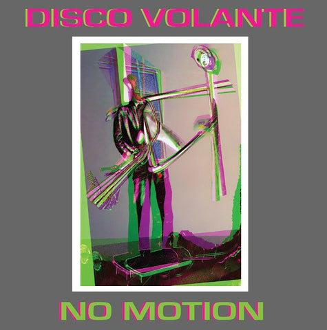 fustron DISCO VOLANTE, No Motion