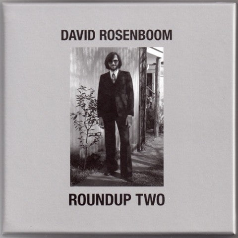 fusetron ROSENBOOM, DAVID, Roundup Two