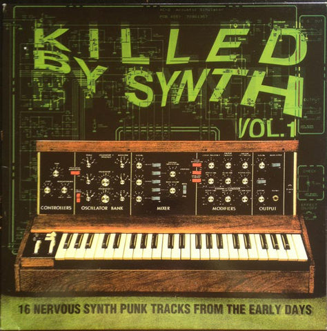 V/A - Killed By Synth Vol. 1