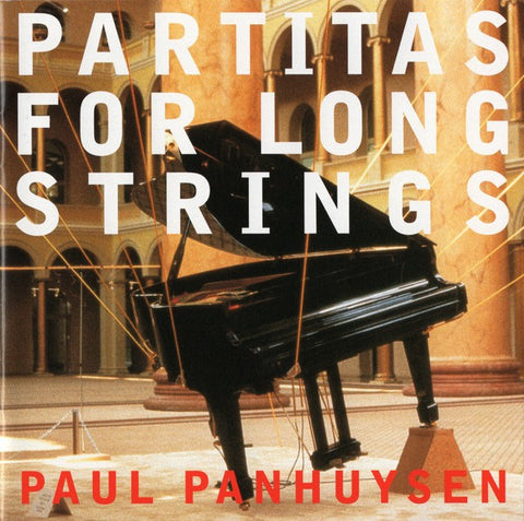 fusetron PANHUYSEN, PAUL, Partitas for Long Strings