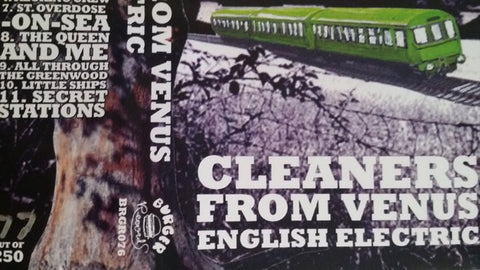 fusetron CLEANERS FROM VENUS, English Electric