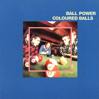 fustron COLOURED BALLS, Ball Power