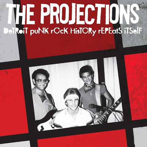fusetron PROJECTIONS, Detroit Punk Rock History Repeats Itself