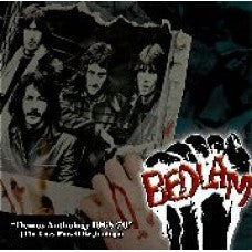 BEDLAM - Demos Anthology 1968-70 (The Cozy Powell Beginnings)