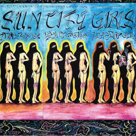 fusetron SUN CITY GIRLS, Eye Mohini: Sun City Girls Singles Vol. 3