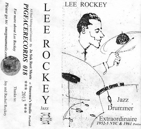 fustron ROCKEY, LEE, Jazz Drummer Extraordinaire
