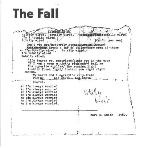 FALL, THE - Totally Wired