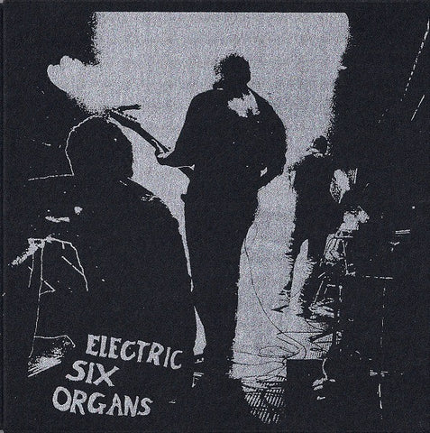 fusetron SIX ORGANS OF ADMITTANCE, The Lost Electric Six Organs Album