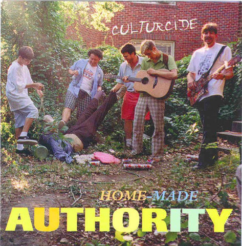 fustron CULTURCIDE, Home-Made Authority