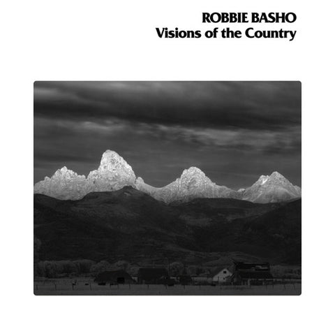 fusetron BASHO, ROBBIE, Visions of the Country