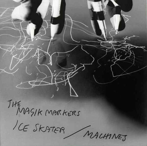 fusetron MAGIK MARKERS, Ice Skater/Machines