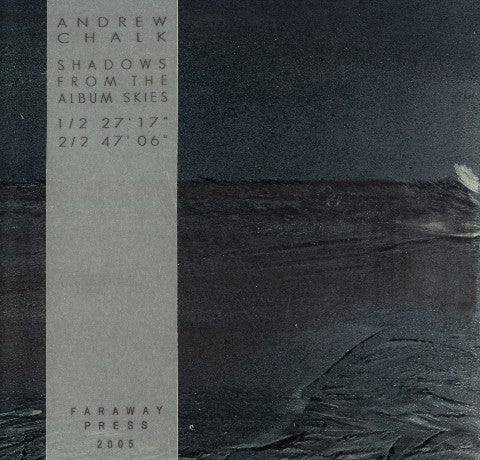 fustron CHALK, ANDREW, Shadows From The Album Skies
