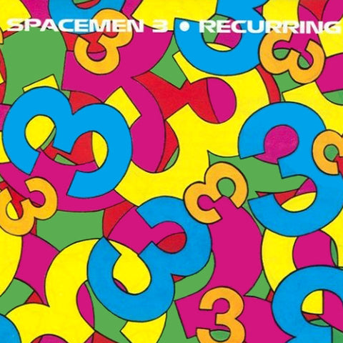 fusetron SPACEMEN 3, Recurring