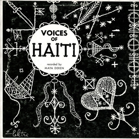 fusetron DEREN, MAYA, Voices of Haiti