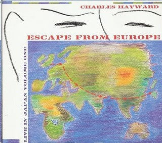 fustron HAYWARD, CHARLES, Live In Japan Volume One: Escape From Europe