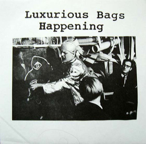 fustron LUXURIOUS BAGS, Happening