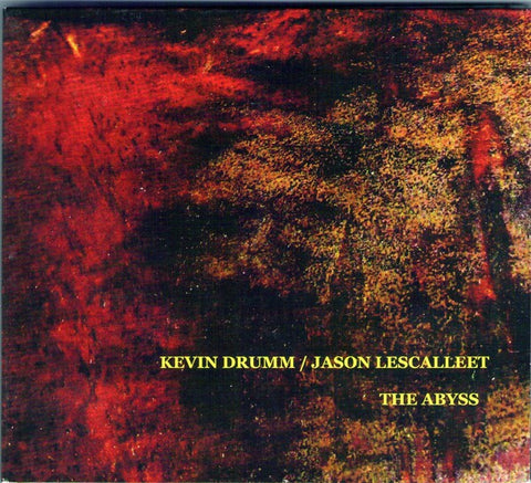 fusetron DRUMM/JASON LESCALLEET, KEVIN, The Abyss