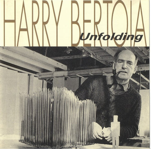 fusetron BERTOIA, HARRY, Unfolding