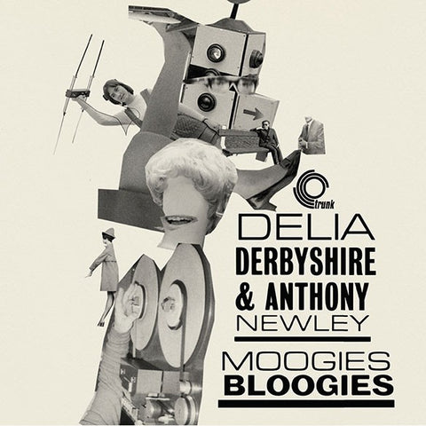 fusetron DERBYSHIRE & ANTHONY NEWLEY, DELIA, Moogies Bloogies