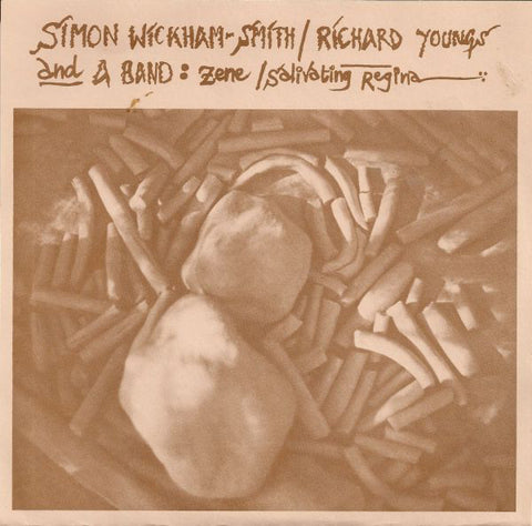 YOUNGS, RICHARD & SIMON WICKHAM-SMITH & THE A BAND - Zene/Salivating Regina