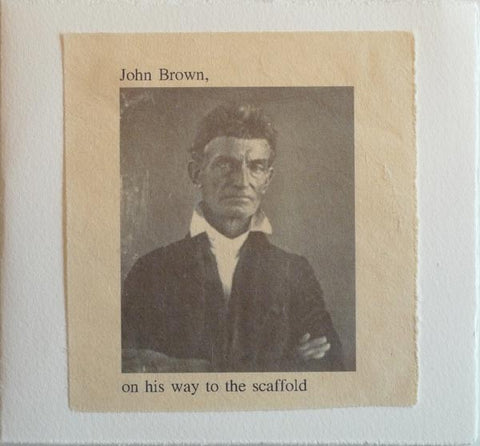 fustron GRAVEYARDS, John Brown, On His Way To The Scaffold