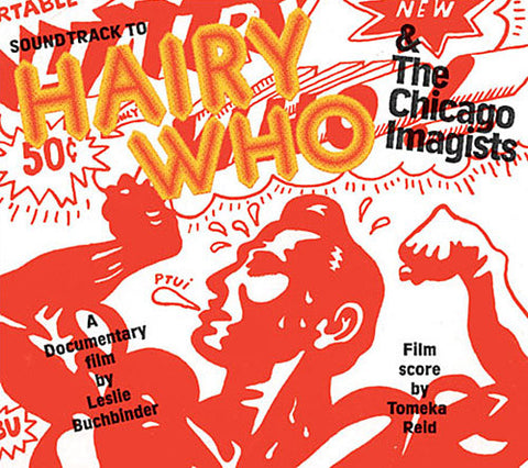 fusetron REID, TOMEKA, Hairy Who & The Chicago Imagists