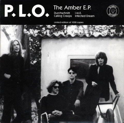 fustron P.L.O., The Amber EP