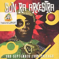 fusetron SUN RA ARKESTRA, 3rd September 1988 Chicago