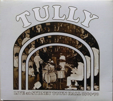fusetron TULLY, Live At Sydney Town Hall, 1969-70