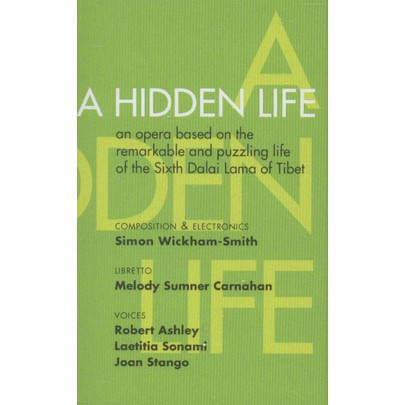 fusetron WICKHAM-SMITH, SIMON, A Hidden Life