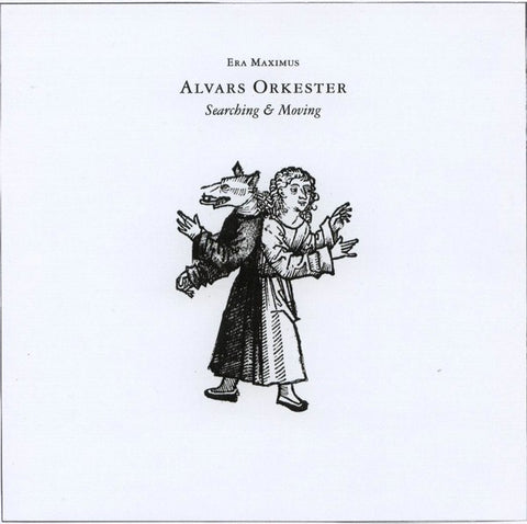 fustron ALVARS ORKESTER, Searching And Moving