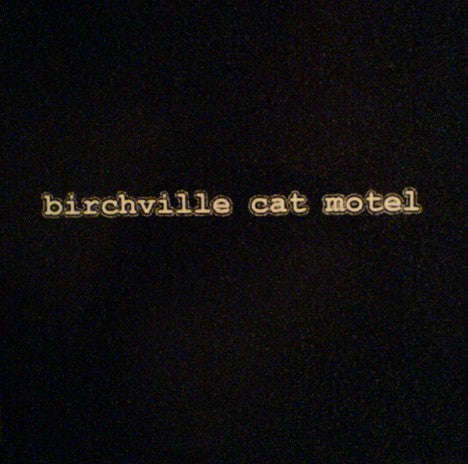 fusetron BIRCHVILLE CAT MOTEL, Cast Iron Teether