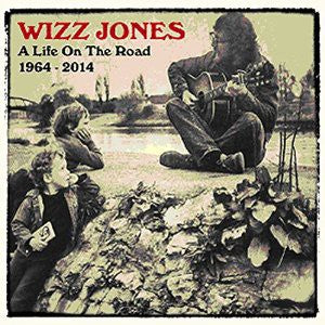 fusetron JONES, WIZZ, A Life On the Road 1964-2014