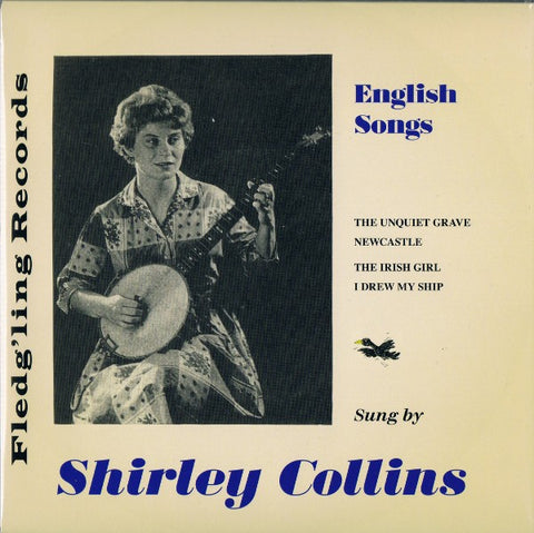 fusetron COLLINS, SHIRLEY, English Songs